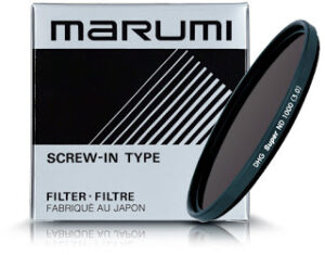 Marumi 77mm ND filter (10stop)