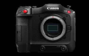 Canon EOS C70  Sensor features