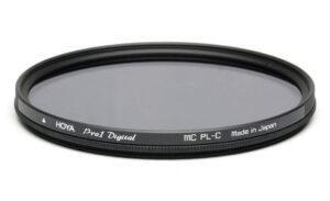 Hoya 72mm Circular Polarizer HMC Filter
