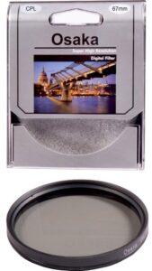 Osaka 67mm CPL Circular Polarizer Filter